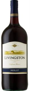 Livingston Cellars Merlot 1.50l - Case of 6